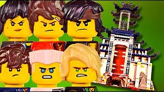 LEGO Ninjago All Minifigures 70617 Temple Of the Ultimate Ultimate Weapon