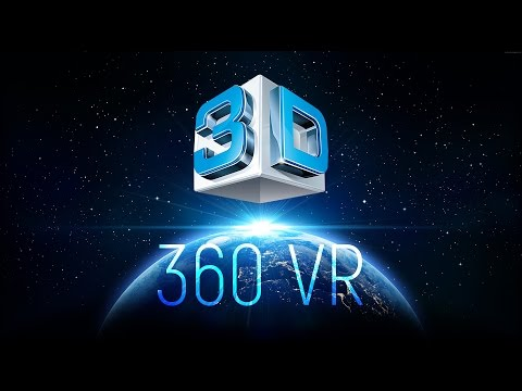 Space & Space Ships 360 Degree 3D 2016