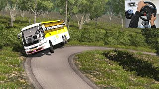 Accident Truck vs Truck   Euro truck simulator 2   indian