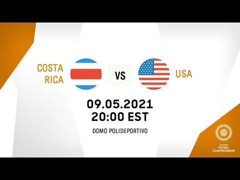 CFC 2021 | Costa Rica vs United States