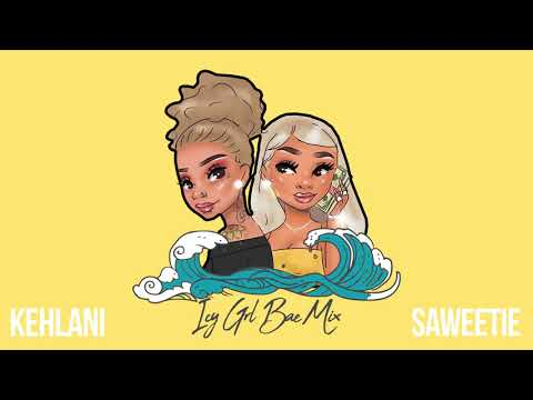 Saweetie - ICY GRL (feat Kehlani) [Bae Mix} (Official Audio)
