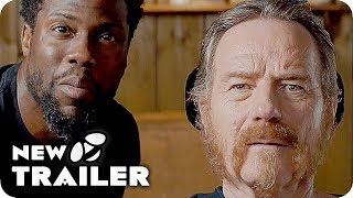 THE UPSIDE All Clips, Featurettes & Trailer (2019) Kevin Hart, Bryan Cranston Movie
