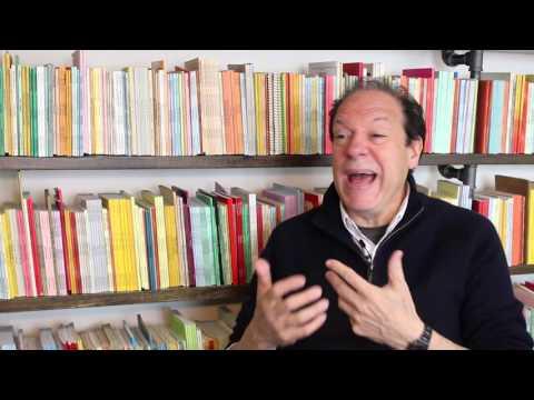 Ken Ludwig, producing Tiny TIm's Christmas Carol