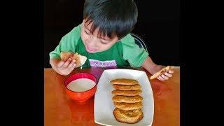 Baby vs cookies