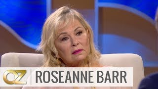 Dr. Oz Exclusive: Roseanne Barr Talks About Taking Ambien
