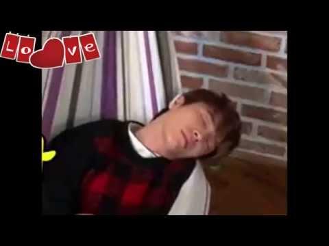 Cute DongHae & EunHyuk sleeping