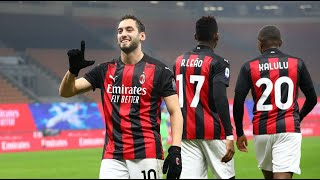 Juventus 0-3 AC Milan | Serie A Italy | All goals and highlights | 09.05.2021