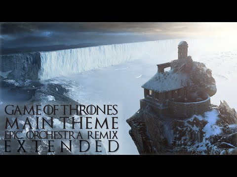 Game of Thrones Main Theme - Epic Orchestra Remix (Extended) || Laura Platt & Pascal Michael Stiefel