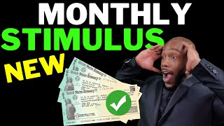 RECURRING PAYMENTS!! Second Stimulus Check Update $1200 + Unemployment Benefits