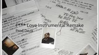 XXXTentacion (feat. Trippie Redd) - F*** Love [Instrumental][Prod.Doza]