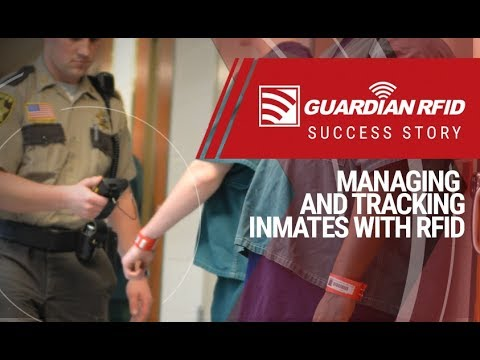 Tracking Inmates with GUARDIAN RFID