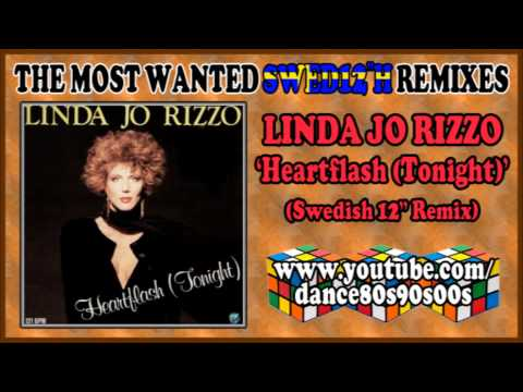 LINDA JO RIZZO - Heartflash (Tonight) (Swedish 12'' Remix)