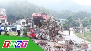 Vụ tai nạn thảm khốc ở Hòa Bình: Tài xế xe khách đang bị tước bằng lái | THDT