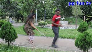 Must Watch New Funny😂 😂Comedy Videos 2019 pp fun tv