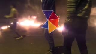 ميدسو  : الجيزة شباب الوراق يقطعون الطريق الدائرى احتجاج على عنف قوات الأمن  معهم