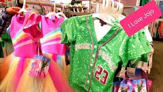Jojo Siwa Clothes, Jojo Siwa Dress and Jojo Shoe shopping at Target. Shop With Me.
