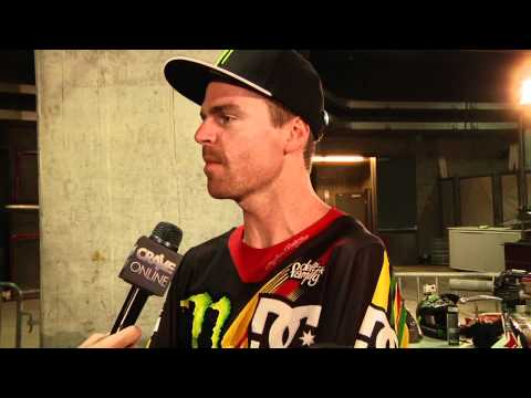 X Games 2012 - Nate Adams Interview - YouTube