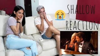 Lady Gaga & Bradley Cooper - Shallow (Oscars 2019) REACTION