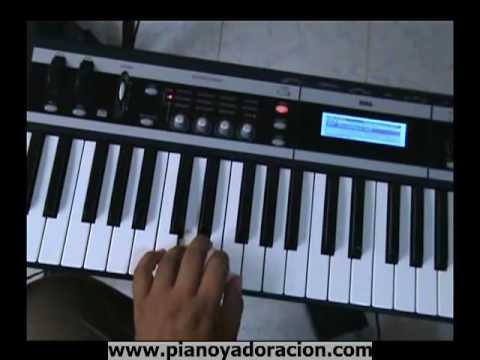 Ejercicios para soltar los dedos en tus clases de piano.