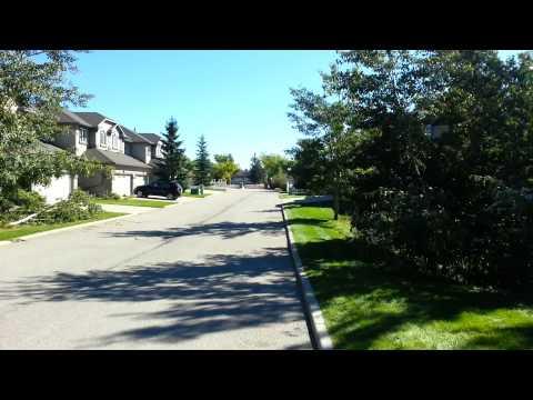 За что я люблю Канаду  Одна минута из жизни Калгари Канада
