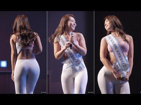 왕홍슈퍼챌린지 코리아토너먼트 - 헬스트레이너 양애경