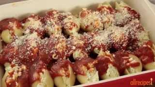 How to Make Stuffed Shells | Pasta Recipes | Allrecipes.com