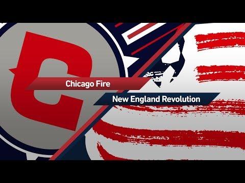 Chicago Fire vs New England Revolution