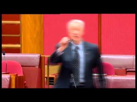 Senator Cameron explains Labor's Record on the GFC