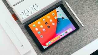 iPad 8th Generation UNBOXING and SETUP!