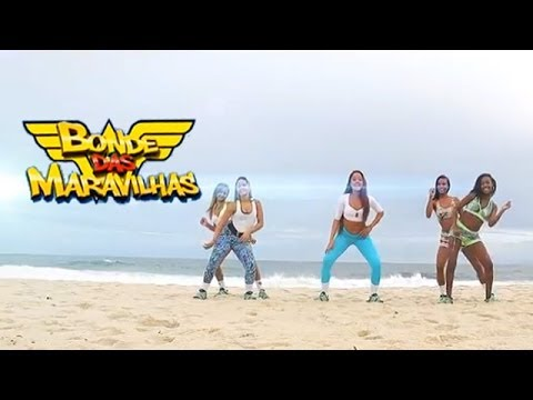 Baixar Bonde Das Maravilhas - Alonga e Rebola (Clipe Oficial) P.drão