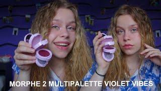 MORPHE 2 MULTIPALETTE VIOLET VIBES