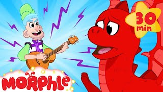 Dragon At The Fun Fair! - My Magic Pet Morphle   Cartoons For Kids   Morphle   Mila and Morphle