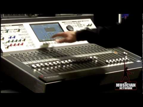 WINTER NAMM 2010 - ROLAND V-MIXER OVERVIEW