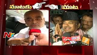 JC Diwakar Reddy Counter to Ramana Deekshitulu..