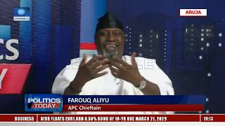 Alleged Militarisation: Senators Divided Over Military's Role In Elections Pt.1  Politics Today 