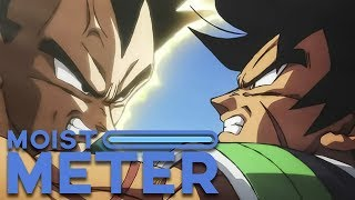 Moist Meter | Dragon Ball Super: Broly