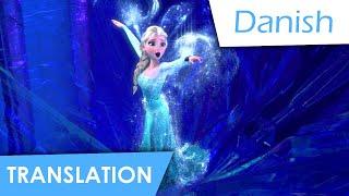 Let it go (Danish) Subs + Trans
