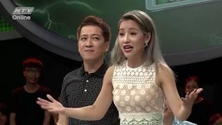 Puka bị Trường Giang troll ở giây cuối | HTV NHANH NHƯ CHỚP | NNC #18 FULL
