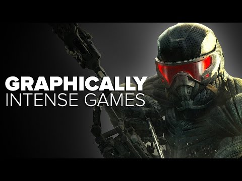 Graphically Intense Games