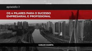 MIX PALESTRAS | Carlos Caixeta | 4 pilares para o sucesso empresarial e profissional