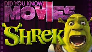 Shrek, The Anti-Disney Fairy Tale ft. Caddicarus - Did You Know Movies