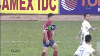 Hai Pha ghi bàn quá đẳng cấp của Công Phượng vào lưới U19 Hàn Quốc
