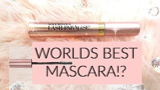 BEST DRUGSTORE MASCARA OF ALL TIME!