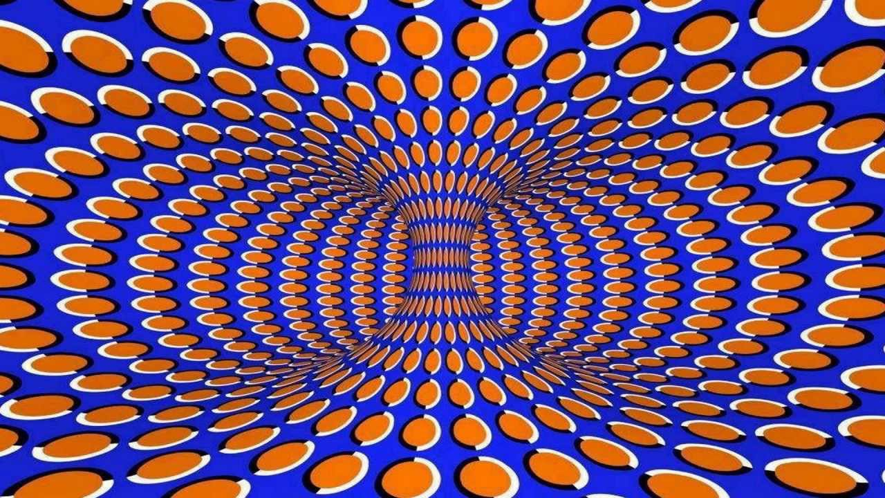 Top 10 Optical illusions Ever With 3D Rotations - YouTube