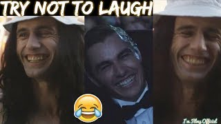The Disaster Artist Hilarious Bloopers and Gag Reel - James Franco Outtakes 2018