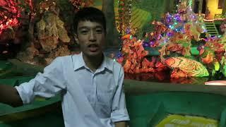 Bài dự thi Olympic English- Nguyễn Lê Đức Anh-15/8/2003