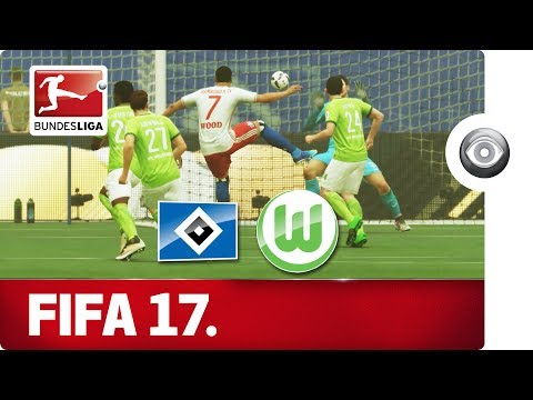 Hamburger vs Wolfsburg