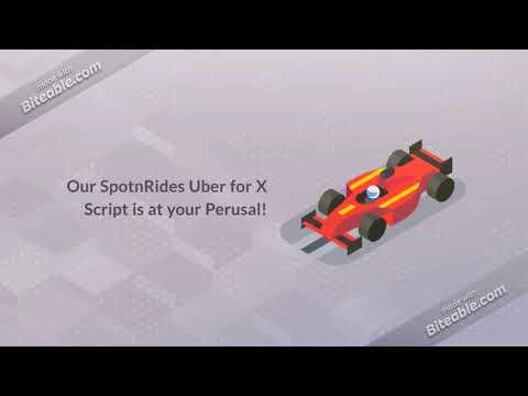 SpotnRides - Taxi App Solution
