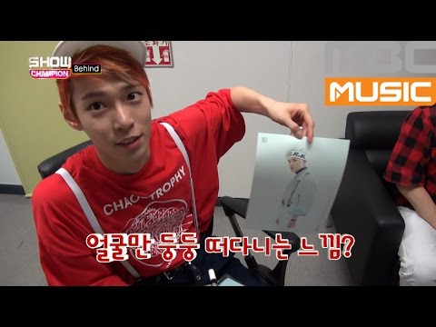 (Showchampion behind EP.3) NCT U introduce Doyoung&Taeyong