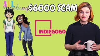 Tumblr's $6000 Scam: The Story of All or Nothing
